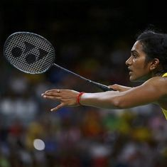 PV Sindhu makes winning return in Denmark Open after Rio Olympics