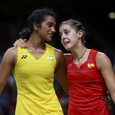 PBL 2016: Dominant Carolina Marin defeats PV Sindhu in tournament opener