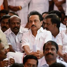 Tamil Nadu floor test: DMK stages walkout from Assembly to protest against Speaker