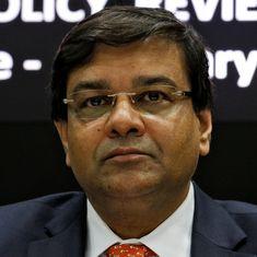 उर्जित पटेल गुजरात की मोदी सरकार के साथ भी काम कर चुके हैं और मुकेश अंबानी के भी