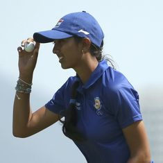 Aditi Ashok, SSP Chawrasia recommended for Arjuna award by Indian Golf Union