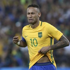 How Brazil's Olympic football journey started on feet of lead but ended with goals in gold