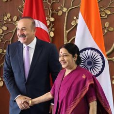 Coup 'mastermind' Gulen's terror organisation has infiltrated India, claims Turkey foreign minister