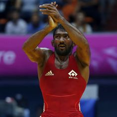 Olympics wrestling: Yogeshwar Dutt eliminated after losing 0-3 in first round