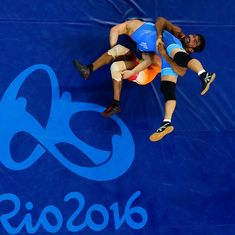 Olympics wrestling: Yogeshwar Dutt goes down 0-3 in qualification round