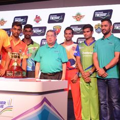 TNPL: Banned from the IPL for spot-fixing? If you are N Srinivasan, you just start your own league