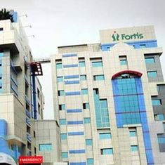 Fortis Malar Hospital shares soar 20% to touch maximum intraday limit
