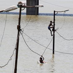 Narendra Modi assures support to five flood-hit states in rescue and relief operations