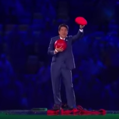 Video: The Tokyo 2020 Olympics teaser featured the Japanese Prime Minister as Super Mario