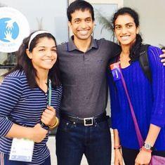 पीवी सिंधु, साक्षी मलिक, दीपा करमाकर और जीतू राय को खेल रत्न