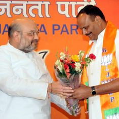 Is BSP leader Pathak's entry into BJP really a setback for Mayawati?