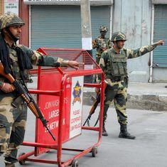 कश्मीर के सभी इलाकों से कर्फ्यू हटा, सबसे ज्यादा हिंसा प्रभावित जिलों में सेना तैनात