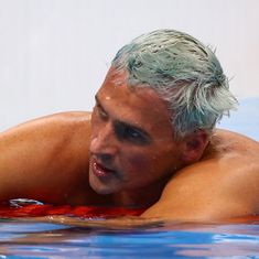 Multiple-times Olympic gold medallist Ryan Lochte being treated for alcoholism