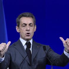 Nicolas Sarkozy says he will run for the French presidential elections in 2017