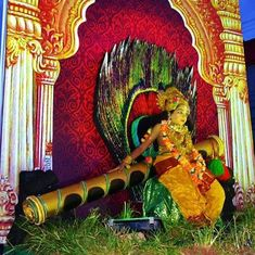 Battle over Krishna: Kerala CPI(M) is trying to lure cadres away from Sangh's Janmashtami event