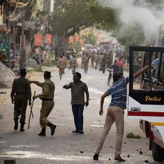 Section 144 imposed in Agartala after clashes leave at least 17 injured