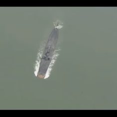 Video: This is INS Kalvari, the Indian Navy's stealth weapon subjected to a massive data leak