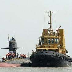 More data on Scorpene submarines leaked after India says documents do not pose security risk