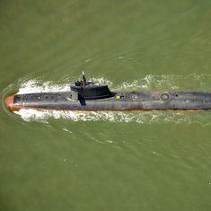 हिंद महासागर में चीन के मुकाबले के लिए भारत ने छह परमाणु पनडुब्बियां बनाने की योजना मंजूर की