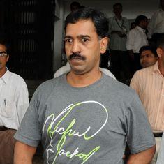IPS officer Rajkumar Pandian, accused in Sohrabuddin case, claims CBI framed him