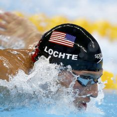 Controversial Olympic gold medallist Ryan Lochte banned 14 months for anti-doping violation