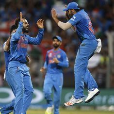 India to tour West Indies to play limited-overs series shortly after Champions Trophy