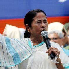 मोदी सरकार ने दखलअंदाजी बंद नहीं की तो दिल्ली की सड़कों पर उतरकर विरोध करूंगी : ममता बनर्जी