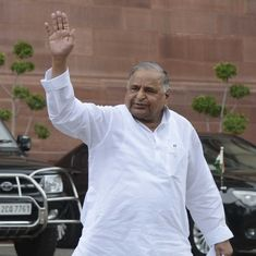 Decision to order police firing on 'kar sevaks' was painful but necessary, says Mulayam Singh Yadav
