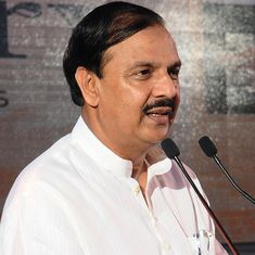 The Ram Temple will be constructed, says Union minister Mahesh Sharma