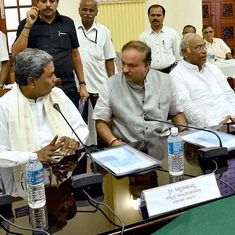 Cauvery dispute: The Congress in Karnataka is caught in a political whirlpool