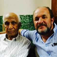 Delhi's great Persian scholar has died – and with him, an entire line of learning