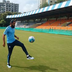 Intercontinental tourney good preparation for Asian Cup, says India defender Sandesh Jhingan