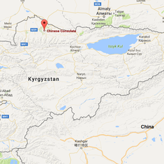 Car bomb explosion at Chinese Embassy in Kyrgyzstan leaves at least three injured