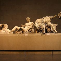 From the Elgin Marbles to the Kohinoor: Why should cultural artefacts be more rooted than people?