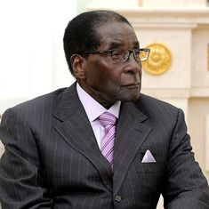 WHO chief 'rethinking' Robert Mugabe's appointment as goodwill ambassador after criticism