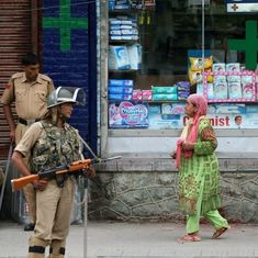 Curfew lifted across Kashmir even as restrictions on the assembly of people remain