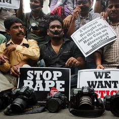 Three arrested for raping a 19-year-old woman on the outskirts of Lucknow