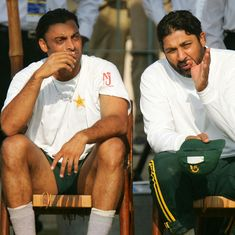 Not Sachin or Lara. Shoaib Akhtar believes Inzamam-ul-Haq posed the toughest challenge