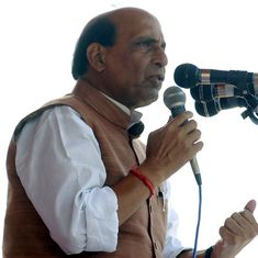 The big news: Rajnath Singh says infiltrations lower since surgical strikes, and 9 other top stories