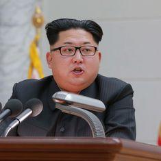 जापान को डुबोने और अमेरिका को राख में बदलने की उत्तर कोरिया की धमकियों सहित आज के ऑडियो समाचार