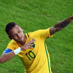 Neymar's promise to new club Paris Saint-Germain: 'Lots of trophies'