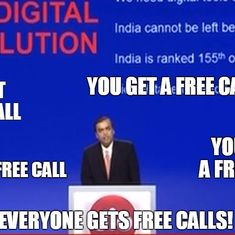 Jio launch: Mukesh Ambani wants to become India's data king by sparking a telecom bloodbath