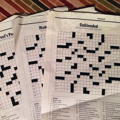 What it takes to become a cryptic crossword expert – and it's more than just practice