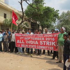 Three reasons why 15 crore workers are on strike despite the government's offer of a higher wage