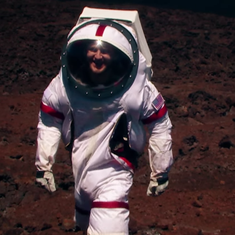 What will living on Mars be like? Watch this six-member team trying to find out