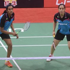 I don't mind on-court rivalry between PV Sindhu and Saina Nehwal, says Pullela Gopichand