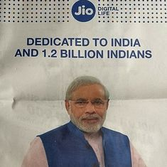 Reliance Jio, Paytm apologise for using Narendra Modi's picture in ads without permission