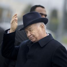 Turkish PM says Uzbek President Islam Karimov has died, but government yet to confirm report