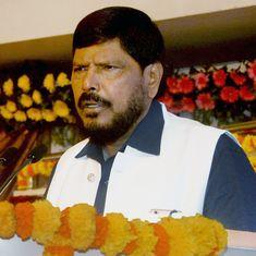 'यूपी में भाजपा का सीएम होगा, तब मायावती चाहें तो डिप्टी सीएम बन सकती हैं' : रामदास अठावले