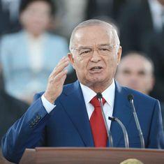 President Islam Karimov has died, confirms Uzbekistan government
